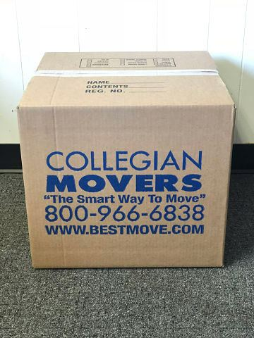 Medium Moving Boxes - 3 cubic feet