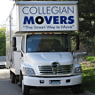 Collegian Movers Moving Truck