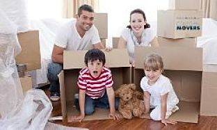 Family Who Is Ready To Move
