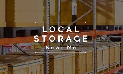 Rent Local Storage Near Me in CT